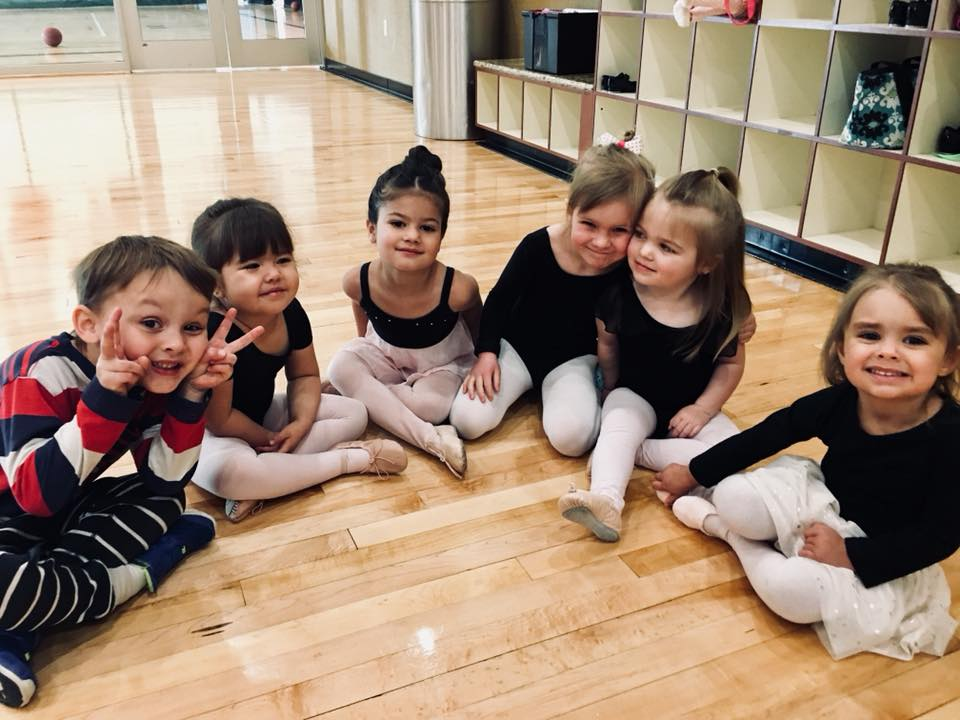 Introduces our youngest dancers to ballet and tumbling in a positive and fun setting.