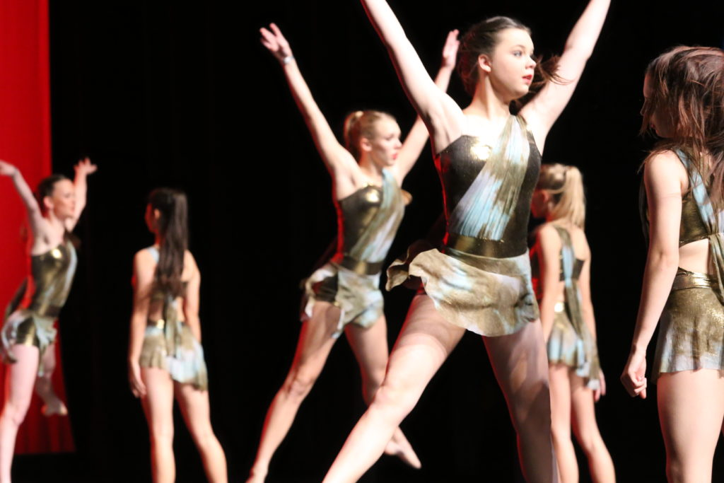 class designed to help students in focus on the turns, leaps and jumps that dancers perform in Ballet, Jazz and Lyrical classes